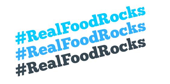RealFoodRocks - Slider